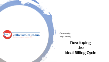 Developing the Ideal Billing Cycle